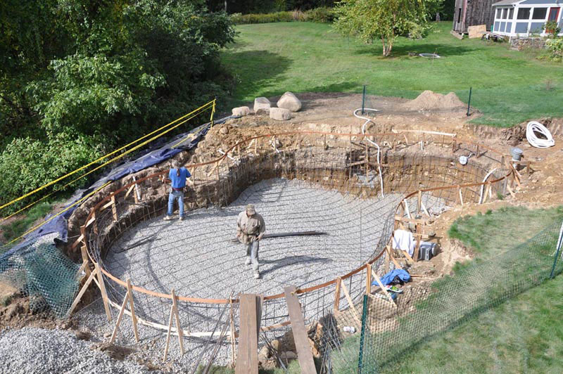 Get new pool construction company in north virginia for Swimming pool installation companies