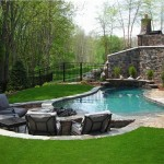 Pool Fencing Fairfax County Example 2