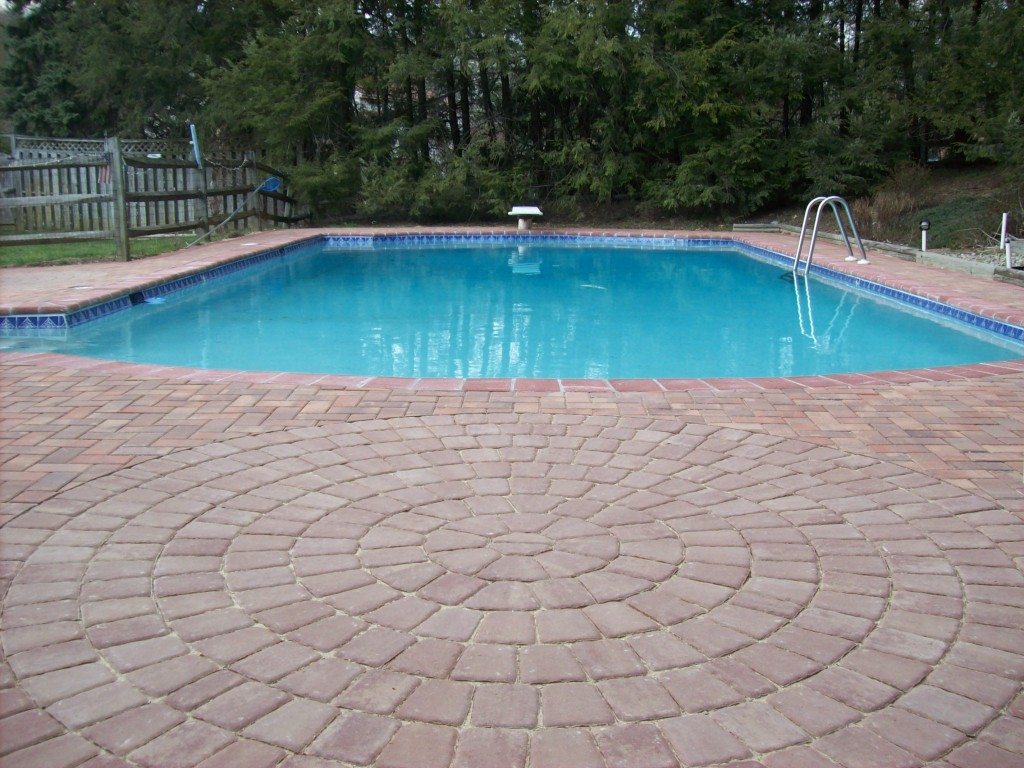 Pool patio example pool design contractor va for Pool design virginia