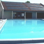 Solar Heated Community Pool Example North VA 2