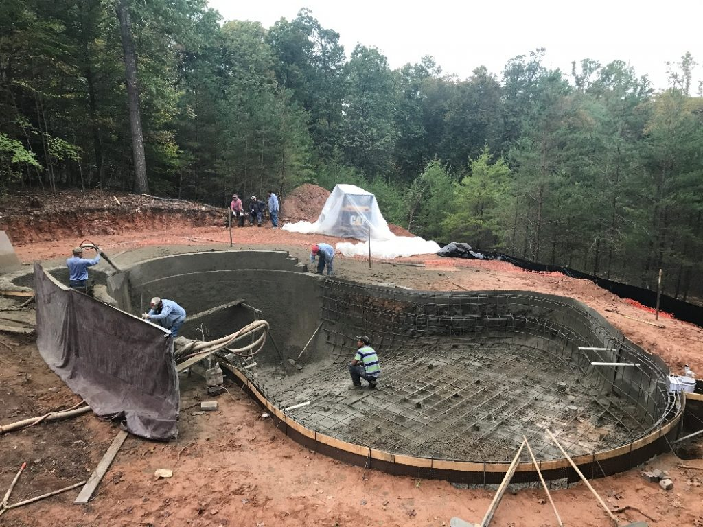 pool builders northern va