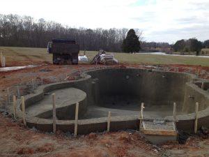 New Pool Construction Services Fairfax VA