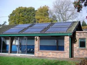 Solar Heated Indoor Pool North Virginia