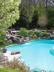 pool excavation contractor